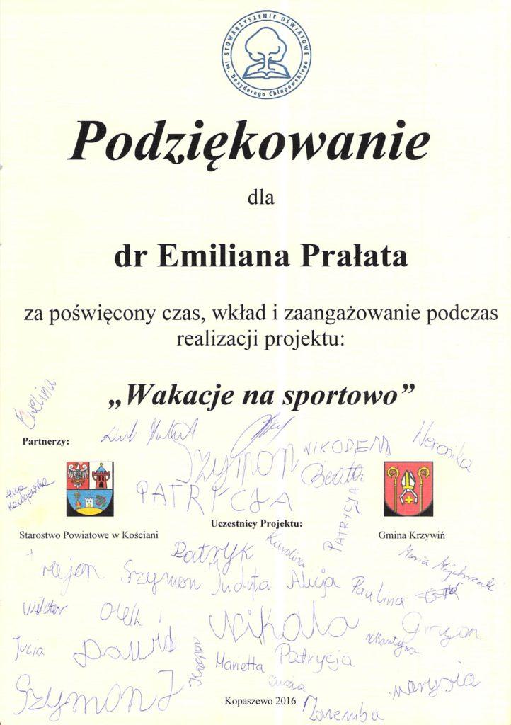 24.08.2016 Kopaszewo